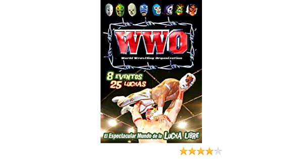 Amazon.com: World Wrestling Organization, Vol. 1: Tito Santana, Rey Jr. Misterio: Movies & TV