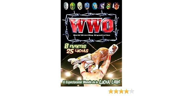 Amazon.com: World Wrestling Organization, Vol. 1: Tito Santana, Rey Jr. Misterio: Movies & TV