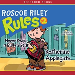 Roscoe Riley Rules #2 Audiobook