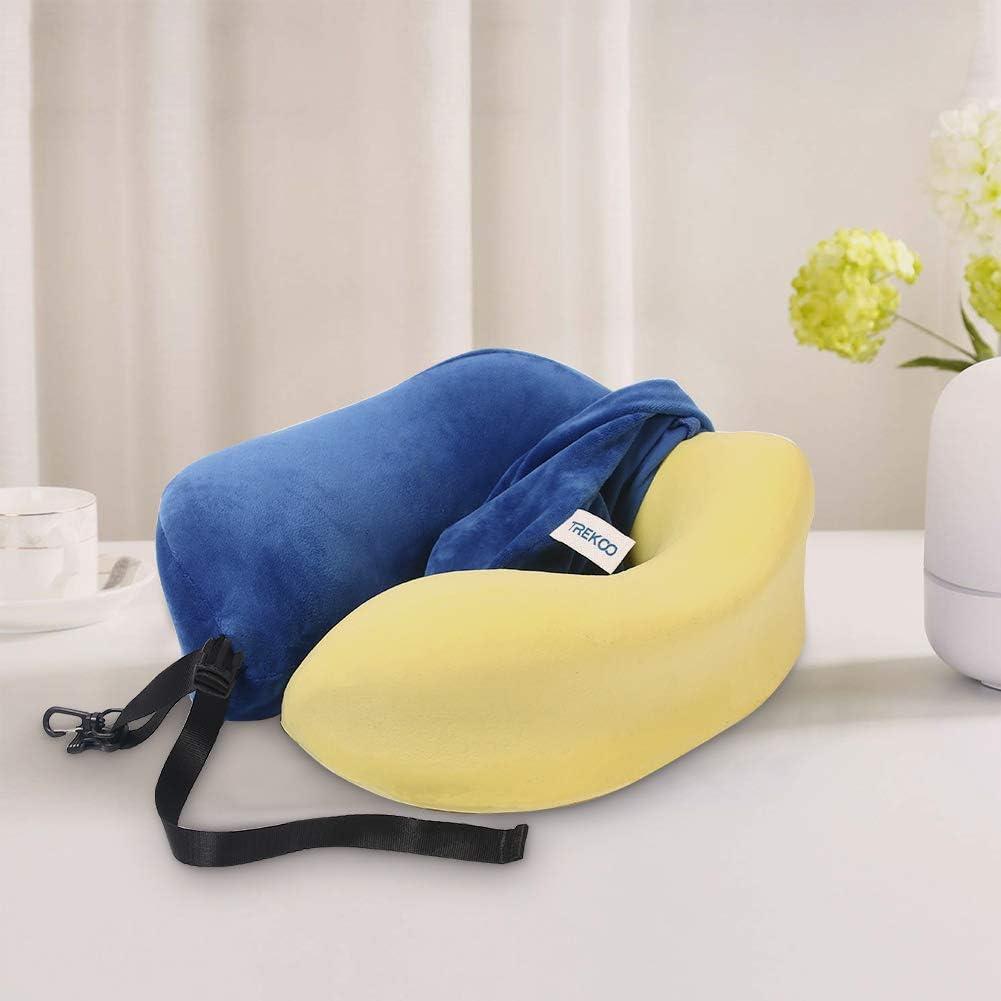 TAI HE Travel Neck Pillow,Memory Foam