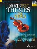 Movie Themes for Viola, Max Charles Davies, 1847610013