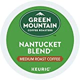 Green Mountain Coffee Roasters Nantucket Blend Keurig Single-Serve K-Cup Pods, Medium Roast Coffee, 72 Count (6 Boxes of 12 Pods)