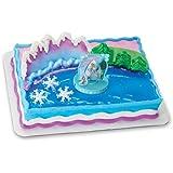 Decopac Frozen Anna and Elsa DecoSet Cake Topper