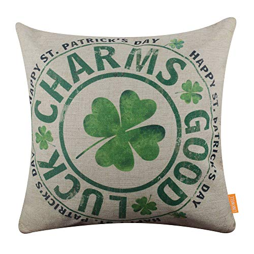 LINKWELL Pillow Cover St. Patrick Day Seasonal Gifts