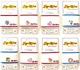 SignMine Party Favors For Girls Write-On Autograph Play Bracelet Best for Birthday Princess Spa Slumber or Tea Party and Any Fun Get Together for Girls (Set of 8)