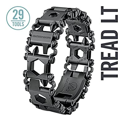 LEATHERMAN - Tread LT Bracelet, The Smaller Travel Friendly Wearable Multitool