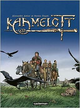 Kaamelott : Coffret 3 volumes : Tome 1 : L'Armée du Nécromant ; Tome 2 : Les Sièges de Transport ; Tome 3 : L'Enigme du Coffre