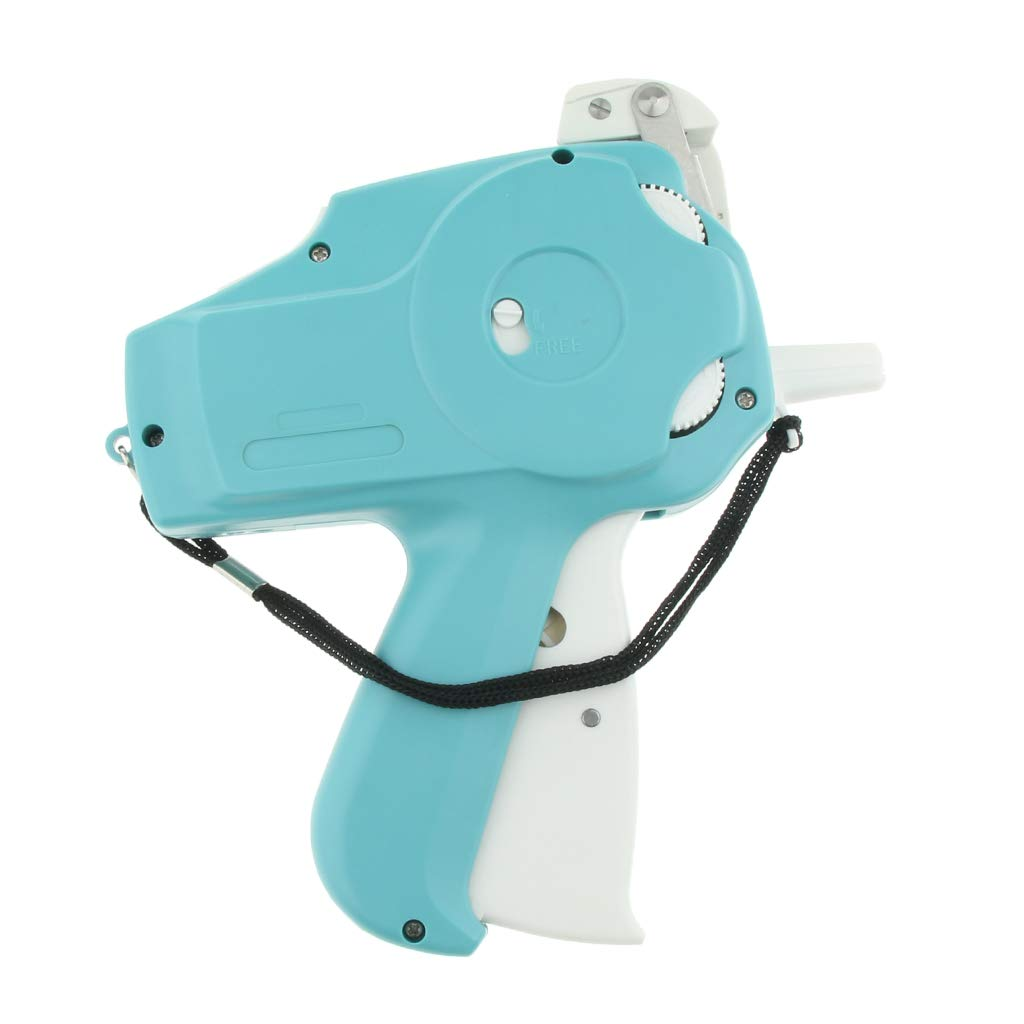 Flameer Automatic Comfort Grip Standard Tagging Gun Kit. Includes 500 Attachments and 1 Needles