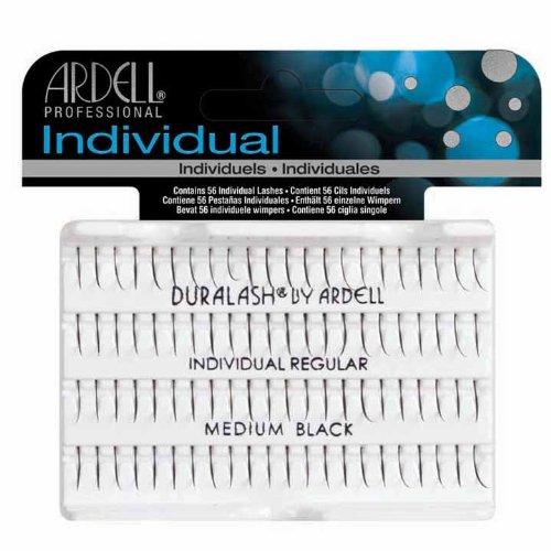 Ardell Individual False Eyelashes Regular Medium Black 1 g 10210
