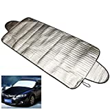 QCYM Car-Styling Car Covers Windscreen Cover Heat Sun Shade Anti Snow Frost Ice Shield Dust Protector Winter 192 X 70Cm