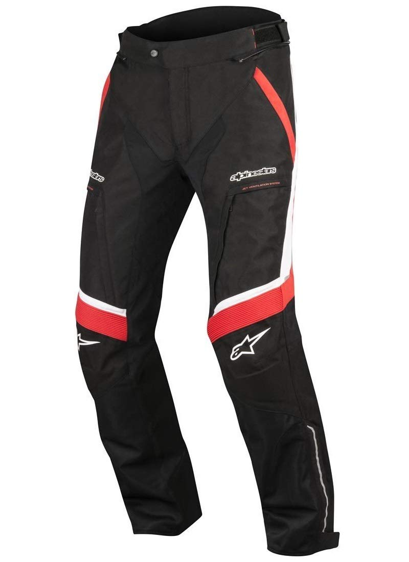 Alpinestars Ramjet Air Pants (LARGE) (BLACK/RED/WHITE)
