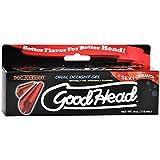 Doc Johnson Good Head Oral Delight Gel, Cinnamon