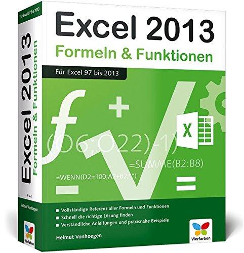 Excel 2013 – Formeln und Funktionen