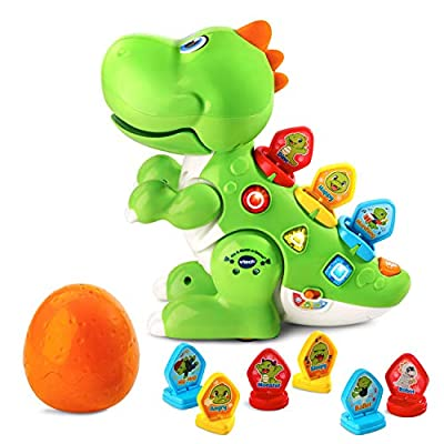 VTech Mix and Match-a-Saurus, Green: Toys & Games