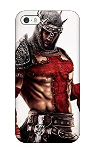 Iphone 5/5s Case Slim [ultra Fit] Dante's Inferno Protective Case Cover