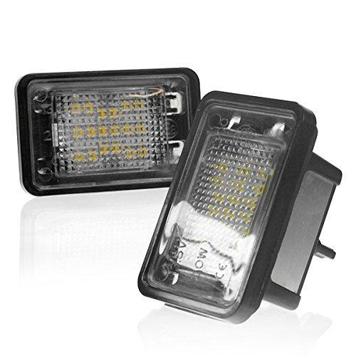 LED Kennzeichenbeleuchtung mit E-Zulassung