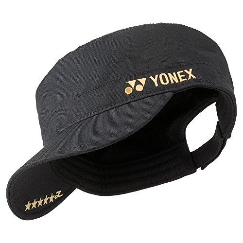 Yonex 40000 Lin Dan Exclusive Cap Black (Yonex Cap)