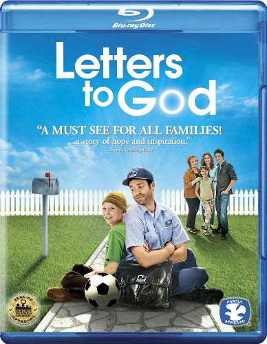 Letters to God [Blu-ray]