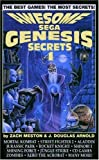 Awesome Sega Genesis Secrets 4, Zach Meston and J. Douglas Arnold, 0962467626