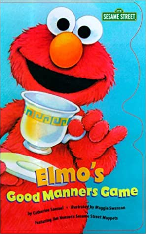 Download online Elmo's Good Manners Game (Sesame Street) PDF