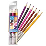 Style Me Up Coloring Pencils - Hair Colors