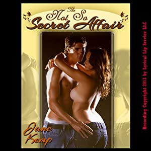 The Not So Secret Affair Audiobook