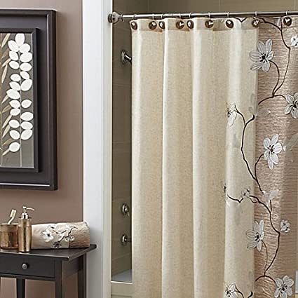 Croscill Magnolia 70 Inch X 72 Shower Curtain