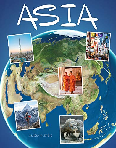 Asia (Earth's Continents)