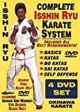 Complete Okinawa Isshin Ryu Karate System, Starring Shihan Kim Murray 8th Degree Black Belt! Self-Defense, Katas, Weapons! Achieve Your Black Belt...Home Study!