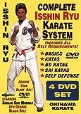 Complete Okinawa Isshin Ryu Karate System, Starring Shihan Kim Murray 8th Degree Black Belt! Self-Defense, Katas, Weapons! Achieve Your Black Belt...Home Study!