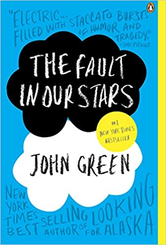 Image result for fault in our stars book cover