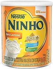 Leite em Pó, Zero Lactose, Ninho, 700g
