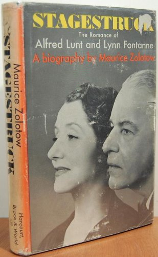 Stagestruck by Maurice Zolotow