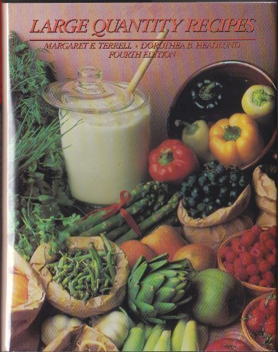 Large Quantity Recipes (Greenville Wine Design And)