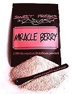 100% Organic Miracle Berry (Synsepalum Dulcificum) Powder