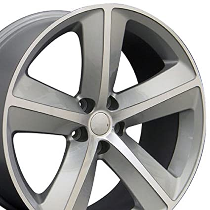 Amazon 20x9 Wheel Fits Dodge Chrysler Challenger Srt Style
