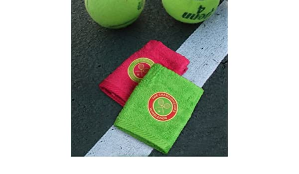 Christy toallas de mano de Wimbledon señoras - Pack de 2 - Apple y bayas - 11
