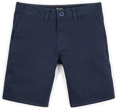 TALLA 36. Brixton Pantalones Cortos Informales para Hombre
