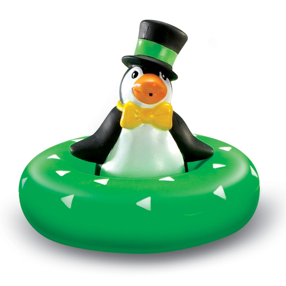 Amazon.com: Learning Resources Color Play Penguins, 12 Pieces: Toys ...