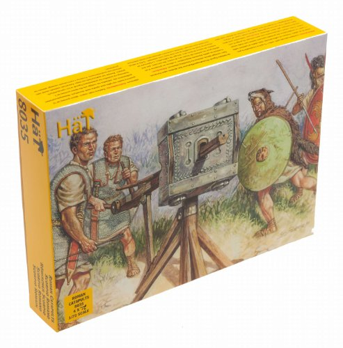 HaT Industrie Hat Figures - Roman Catapults (25mm) - HAT8035 by