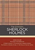 The Complete Sherlock Holmes: Works include: The Hound of the Baskervilles; A Study in Scarlet; The Adventures of…