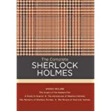 The Complete Sherlock Holmes: Works include: The Hound of the Baskervilles; A Study in Scarlet; The Adventures of Sherlock Ho