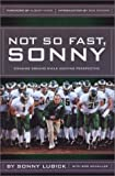 Not So Fast, Sonny, Sonny Lubick and Bob Schaller, 1929478410