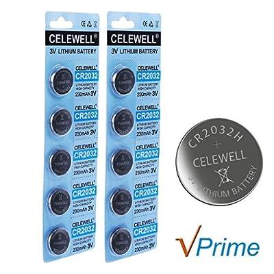CR2032 3V Lithium Battery
