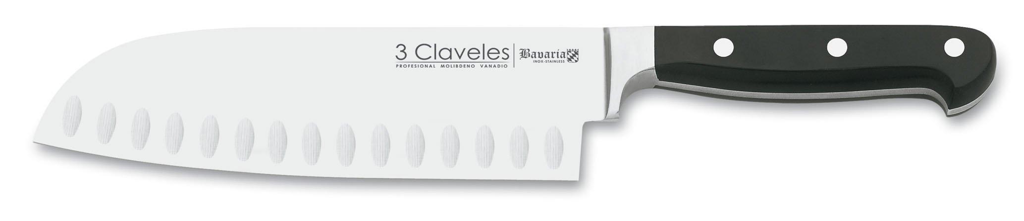 3 Claveles Cuchillo, 18 cm-7