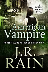 American Vampire by J.R. Rain ebook deal