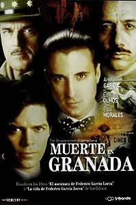 Muerte en granada [DVD]: Amazon.es: Andy García, Edward