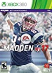 MADDEN NFL 17 * XBOX 360 * BRAND NEW...