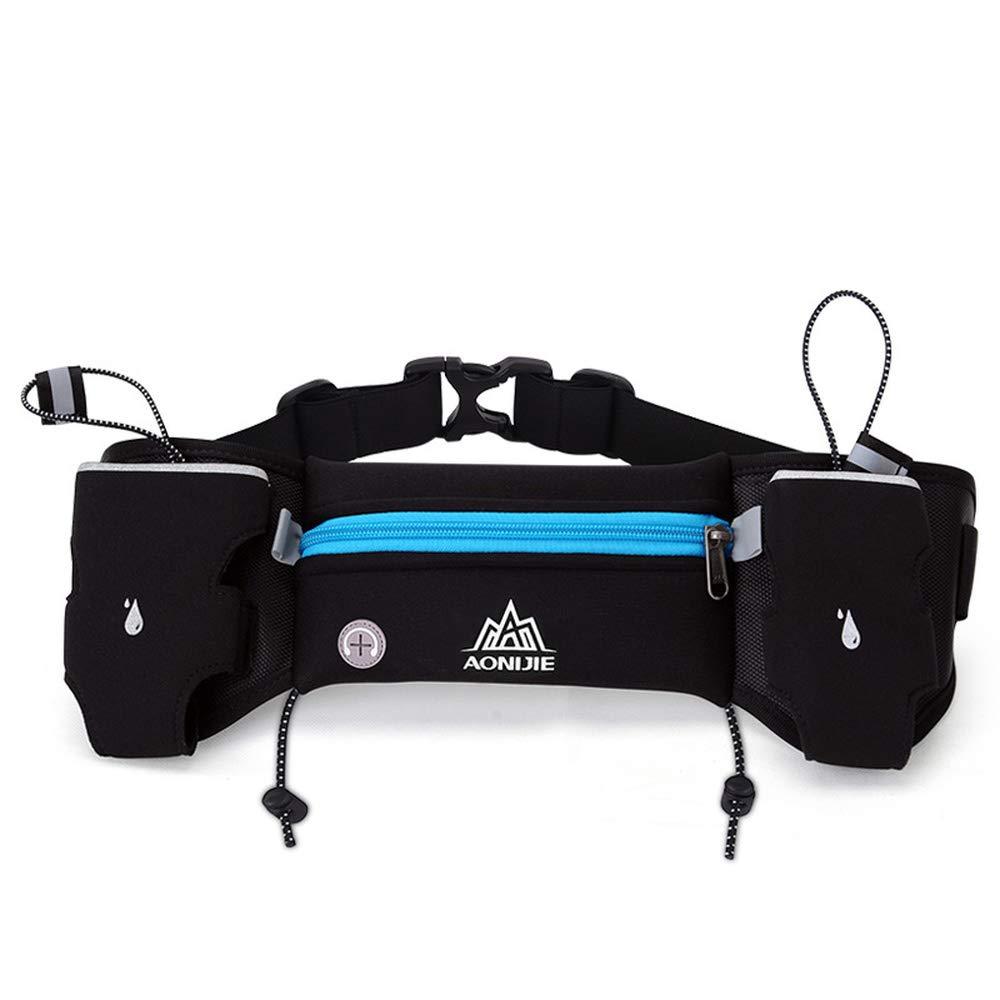 unsichtbare Sicherheit Unisex Multifunktion Reise Outdoor Sport Bauchtasche Mode