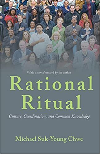 image for Rational Ritual: Culture, Coordination, and Common Knowledge by Michael Suk-Young Chwe (2013-04-28)